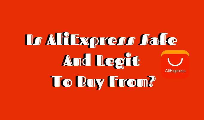 ¿Es AliExpress seguro y legítimo para comprar?