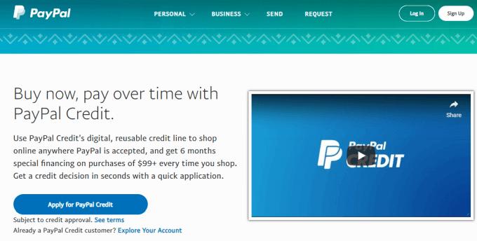 ¿Es una cuenta de crédito de PayPal adecuada para usted?
