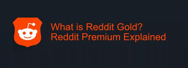 ¿Qué es Reddit Gold?