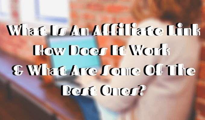 ¿Qué es un enlace de afiliado?