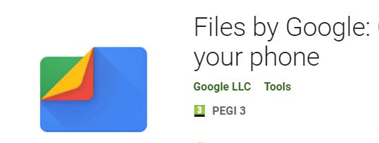 Cómo descomprimir y abrir archivos en Android