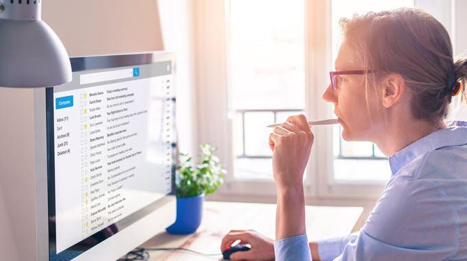 Cómo escribir correos electrónicos profesionales en menos de 5 minutos