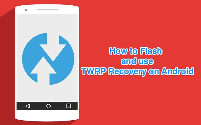 Cómo funciona la recuperación personalizada con TWRP en Android