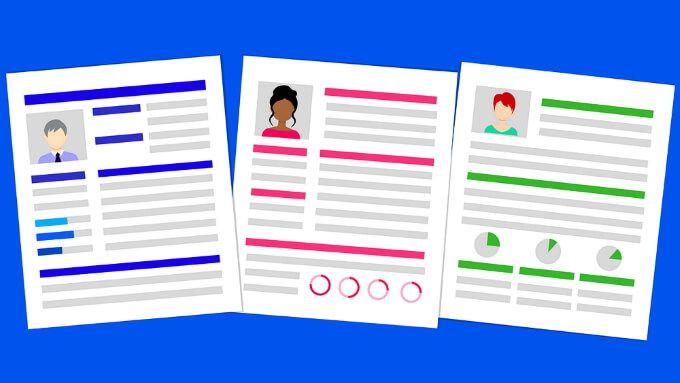 Cómo usar las plantillas de currículum de Google Docs