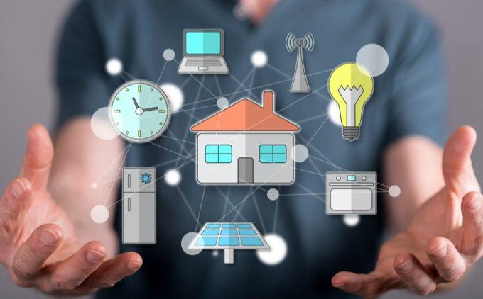 Las 4 mejores aplicaciones de hogar inteligente para la automatización del hogar inteligente