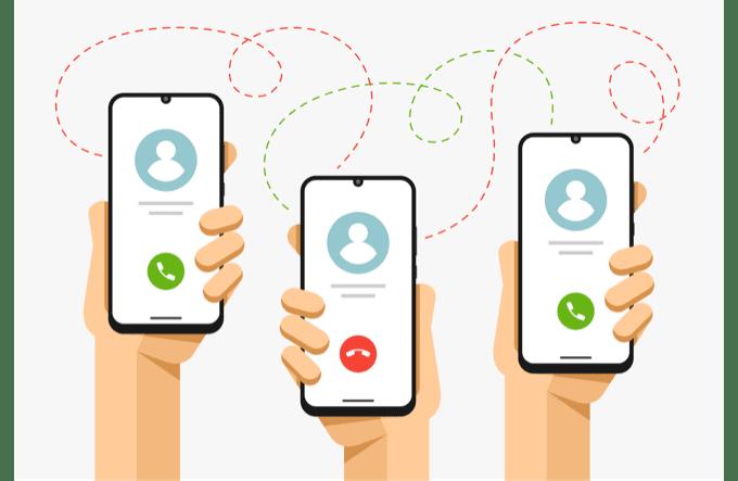 Las 9 mejores aplicaciones de llamadas gratuitas para llamadas y mensajes de texto ilimitados