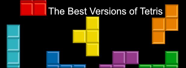 Las mejores versiones de Tetris para jugar hoy