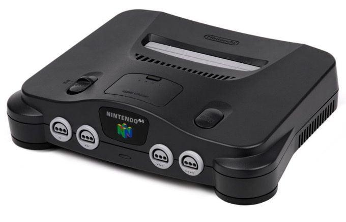 Los 7 juegos más raros de N64