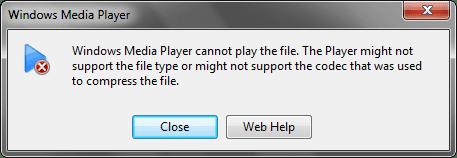 ¿No puede reproducir archivos AVI en Windows Media Player?