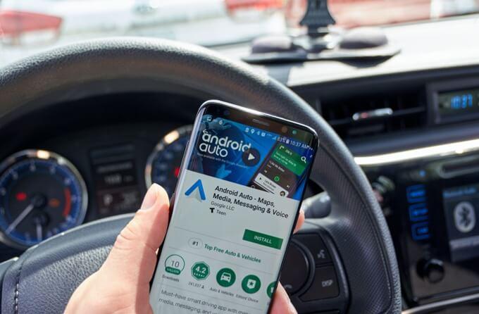 ¿Qué es Android Auto y cómo usarlo?