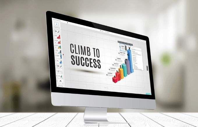 10 sitios web impresionantes para plantillas de PowerPoint gratuitas