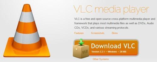 Reproductor de multimedia VLC