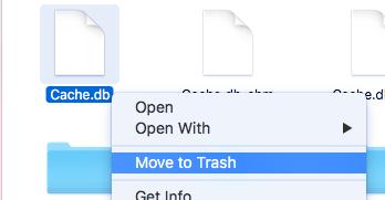 Tirar a la basura