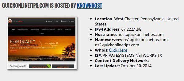 empresa de alojamiento web
