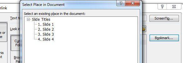 colocar en el documento