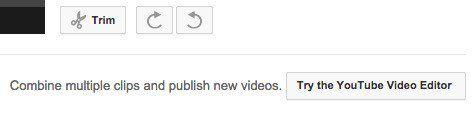 editor de video de youtube
