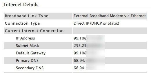 IP de alta velocidad