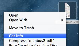 obtener información de mac