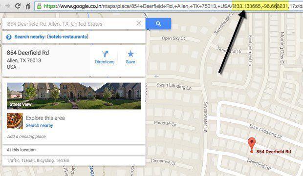 4 formas de encontrar coordenadas GPS para cualquier ubicación