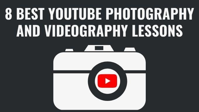8 mejores canales de YouTube para lecciones de fotografía y videografía