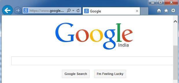 Cómo abrir Internet Explorer en pantalla completa o en modo quiosco