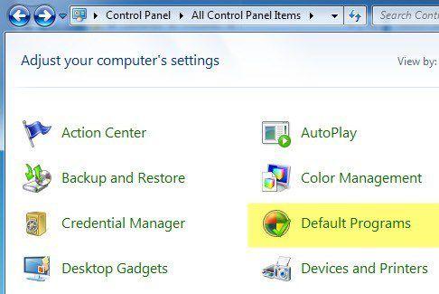 Cómo cambiar el visor de imágenes predeterminado en Windows