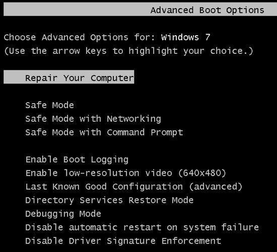 Cómo comenzar con las opciones de recuperación del sistema de Windows 8
