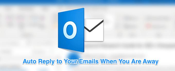 Cómo configurar las respuestas fuera de la oficina en Outlook