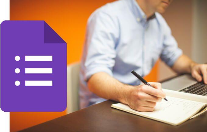 Cómo crear un formulario de Google: una guía completa