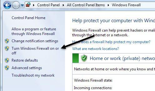 Cómo desactivar configuraciones, servicios y programas en Windows 7 / 8.1