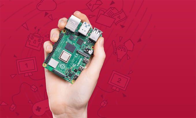 Cómo empezar con una Raspberry Pi 4