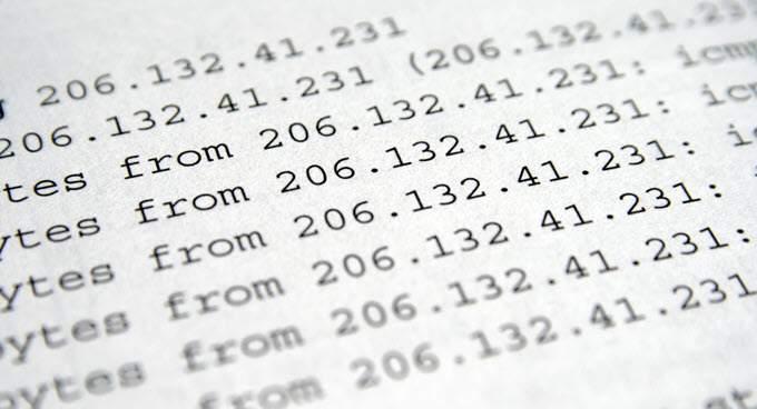 Cómo encontrar su dirección IP pública