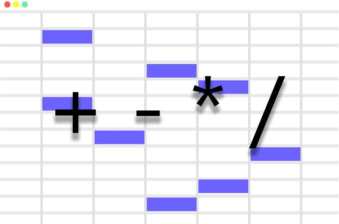 Cómo formatear las celdas de la hoja de cálculo para calcular las cantidades automáticamente