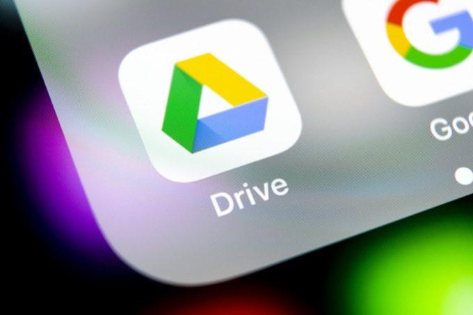 Cómo funciona el Lanzador de aplicaciones de Google Drive