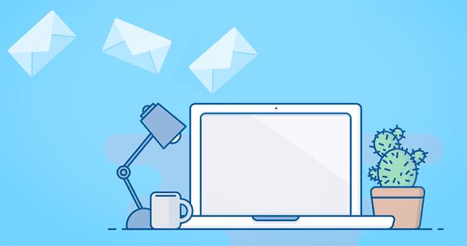 Cómo programar el envío de correos electrónicos más tarde
