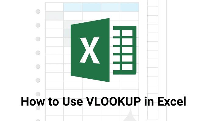 Cómo usar BUSCARV en Excel