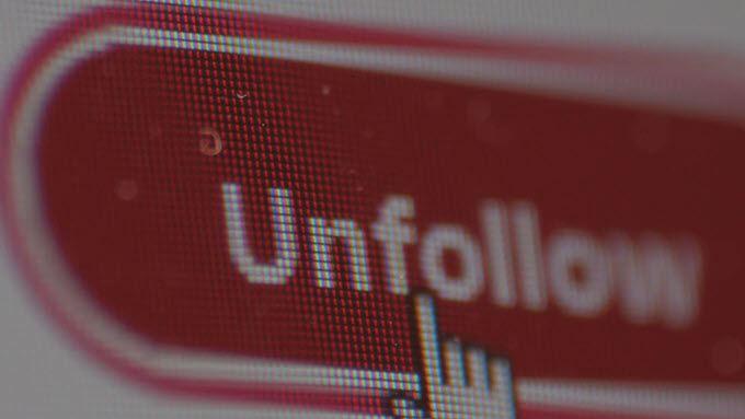 Cómo ver quién canceló su suscripción en Twitter