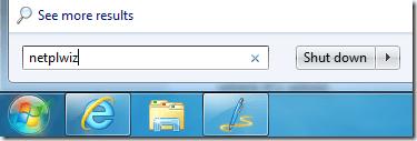 Configurar el inicio de sesión automático para un dominio de Windows 7 o una PC de grupo de trabajo