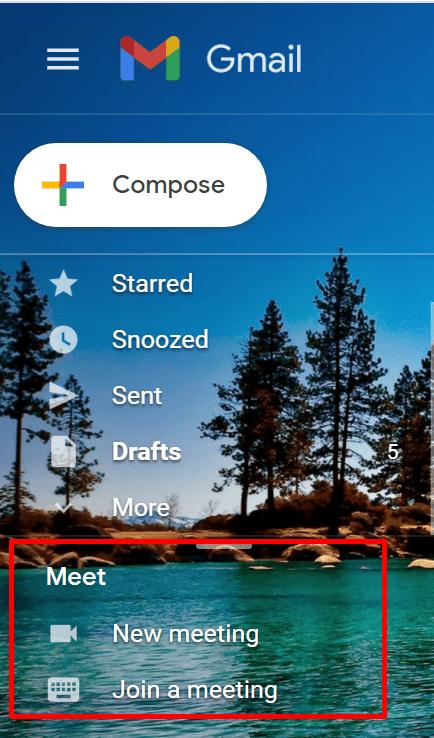 Corrección: Google Meet no es compatible con este dispositivo