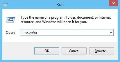 Deshabilitar los programas de inicio en Windows 7/8/10