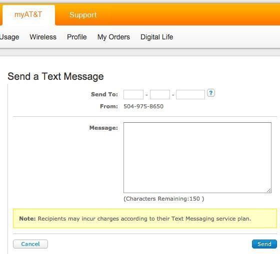 Envíe mensajes de texto gratuitos a teléfonos móviles desde su PC
