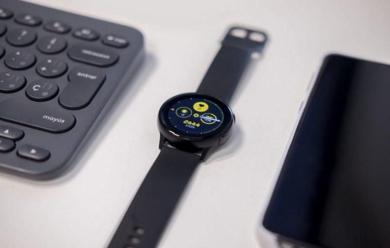 Establezca metas en Samsung Health