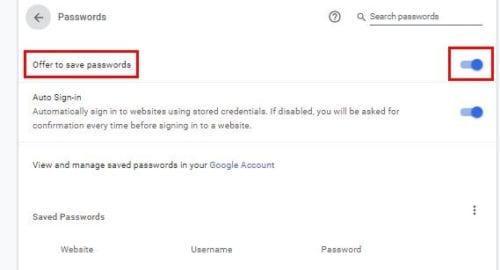 Evite que Chrome, Firefox y Opera guarden contraseñas