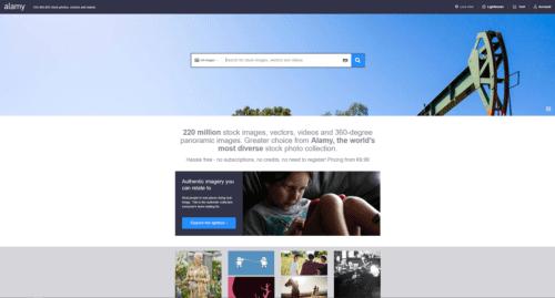 Los 5 mejores sitios web para vender fotos