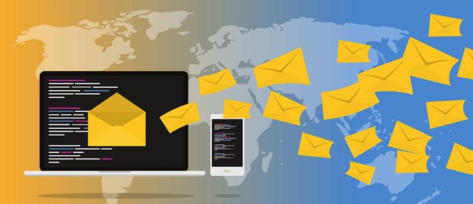 Mueva automáticamente correos electrónicos a carpetas en Outlook usando reglas