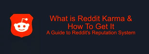 Que es Reddit Karma (y como conseguirlo)