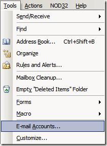 herramientas cuentas de correo electrónico