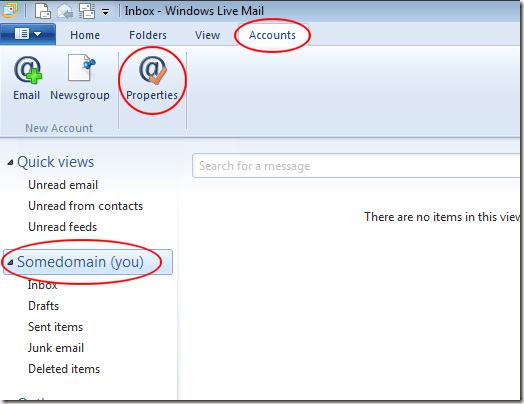 Reparar el error 0x800CCC0B de Windows Live Mail
