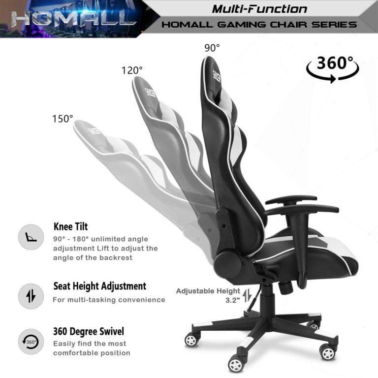 Silla Gaming Homall Racing Style