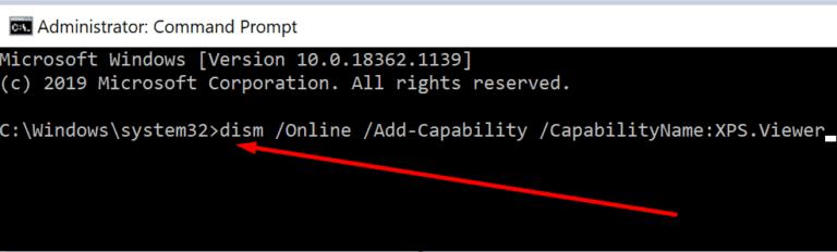Solución de problemas de documentos XPS que no se abren